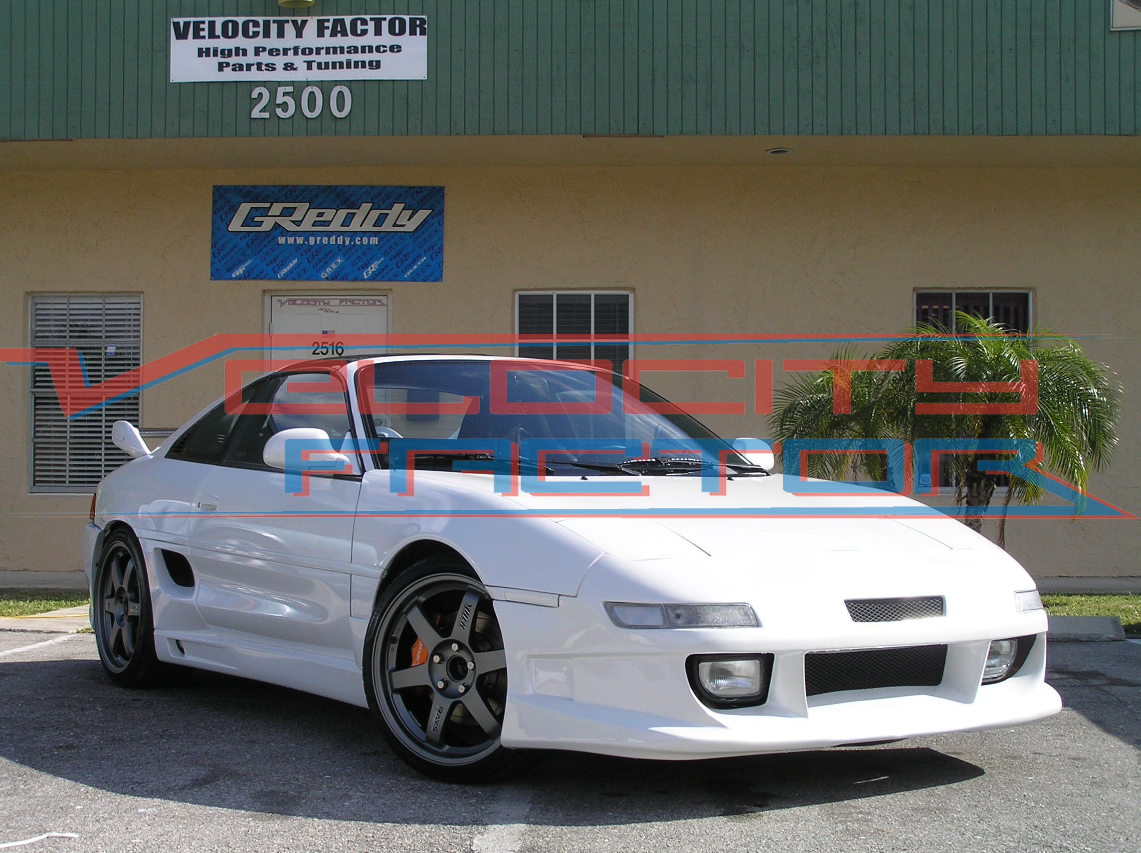 Toyota Mr2 After Vfr Auto Blog Kits