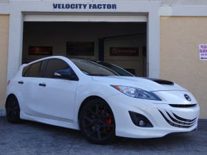 MazdaSpeed3 Stage 3 Upgrade