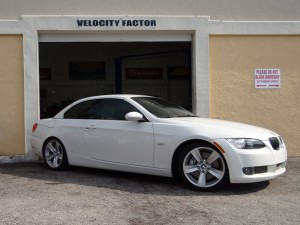 Velocity Factor BMW 335i N54 Performance Parts