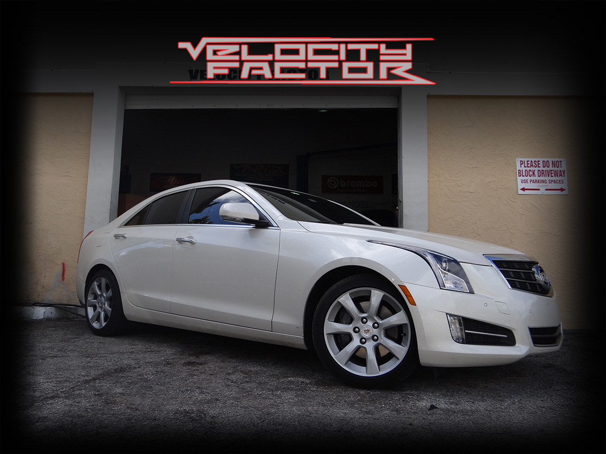 velocity factor 2014 2015 cadillac ats 2 0t performance upgrades vfr auto blog. Black Bedroom Furniture Sets. Home Design Ideas