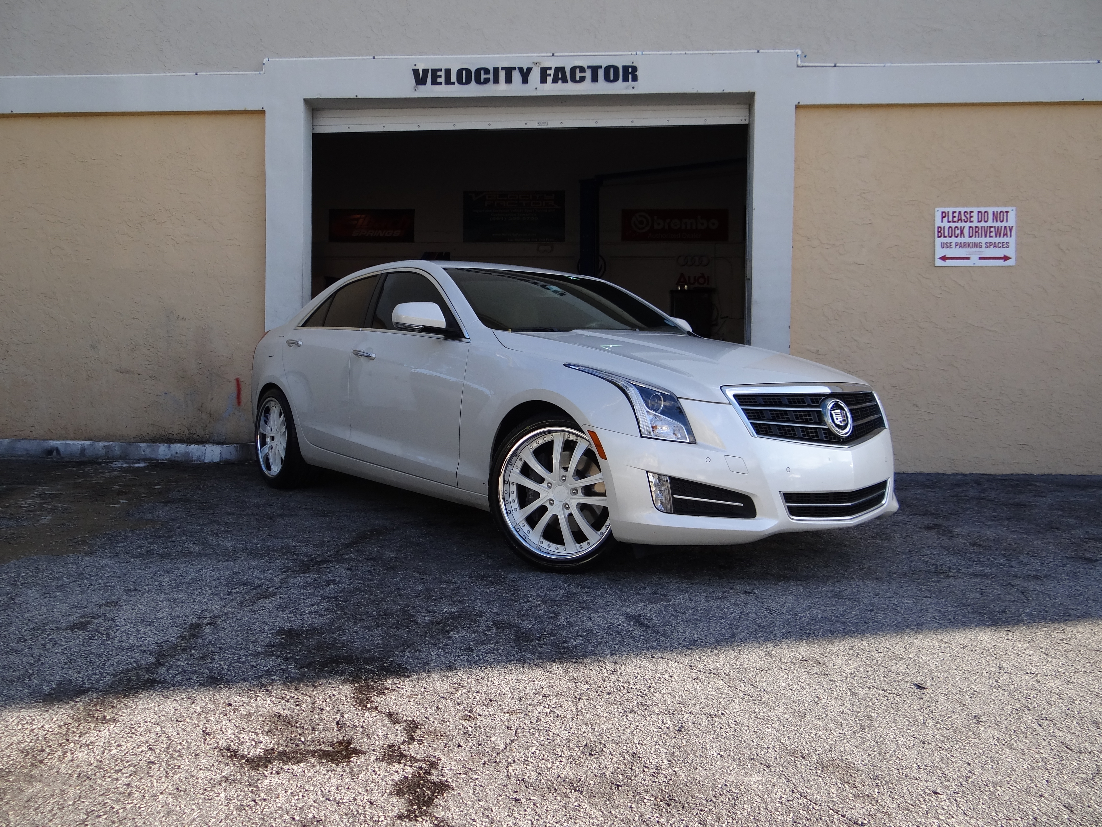 velocity factor cadillac ats vfr auto blog. Black Bedroom Furniture Sets. Home Design Ideas