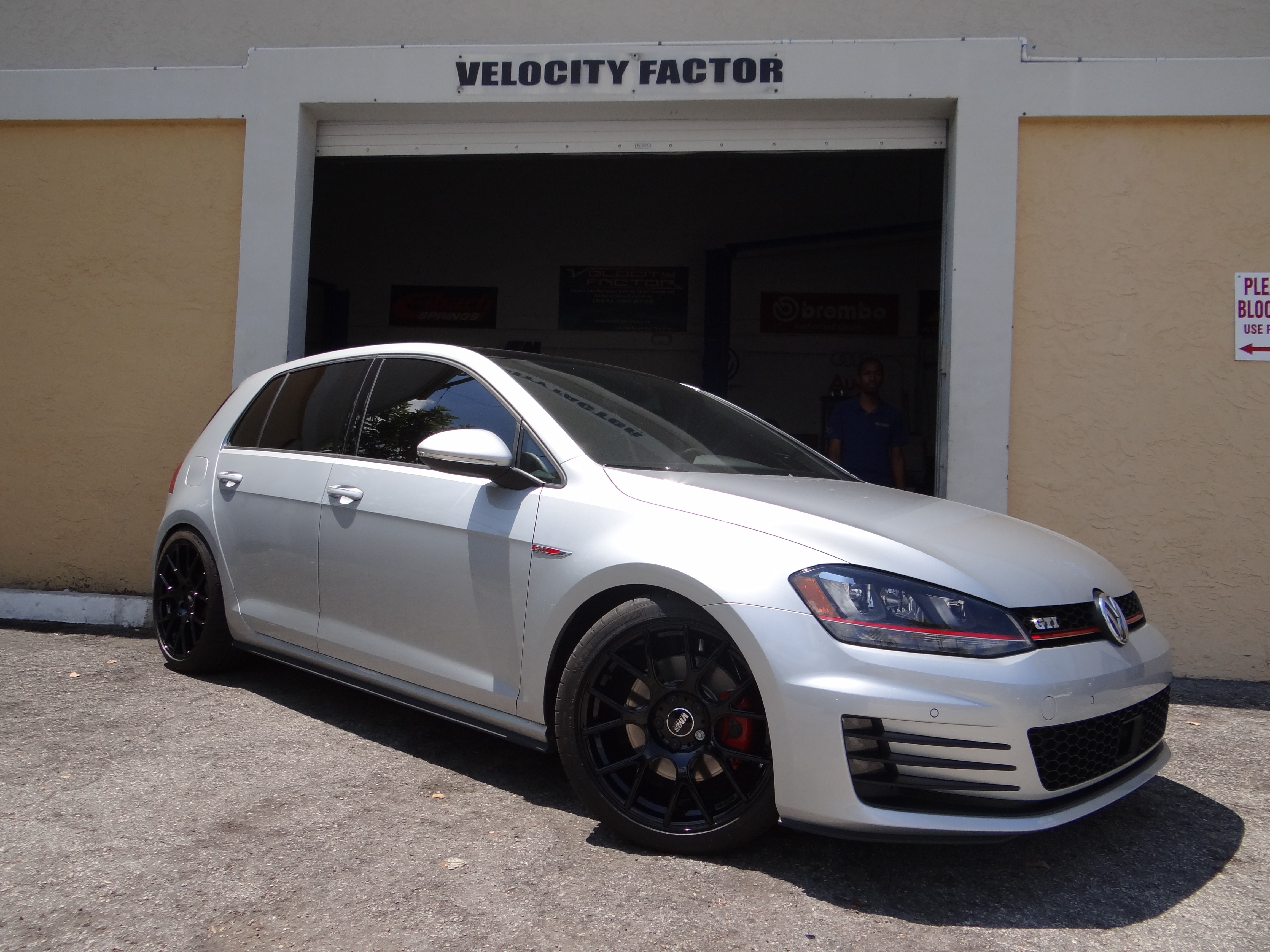 2015 vw gti mkvii mk7 vfr auto blog. Black Bedroom Furniture Sets. Home Design Ideas