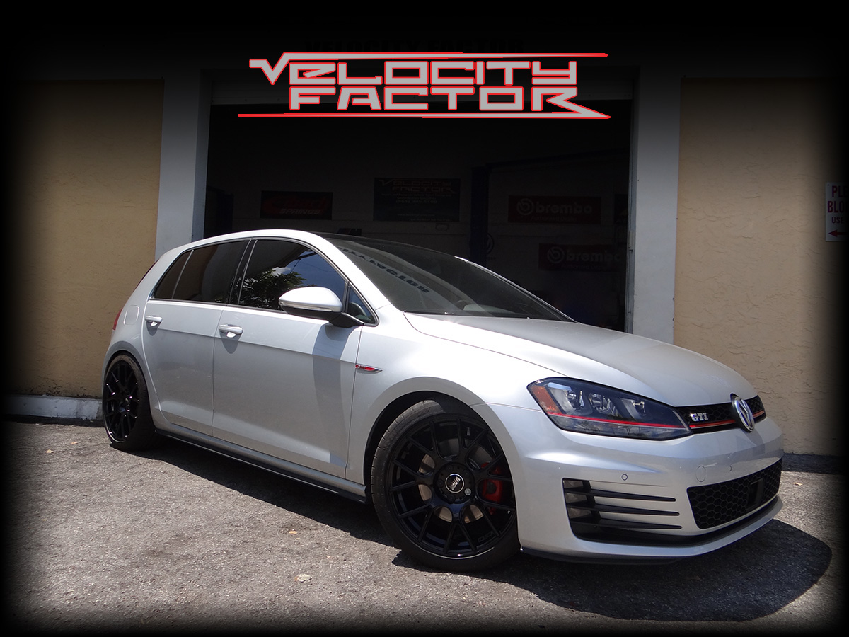 velocity factor 2015 vw gti mkvii mk7 stage 2. Black Bedroom Furniture Sets. Home Design Ideas
