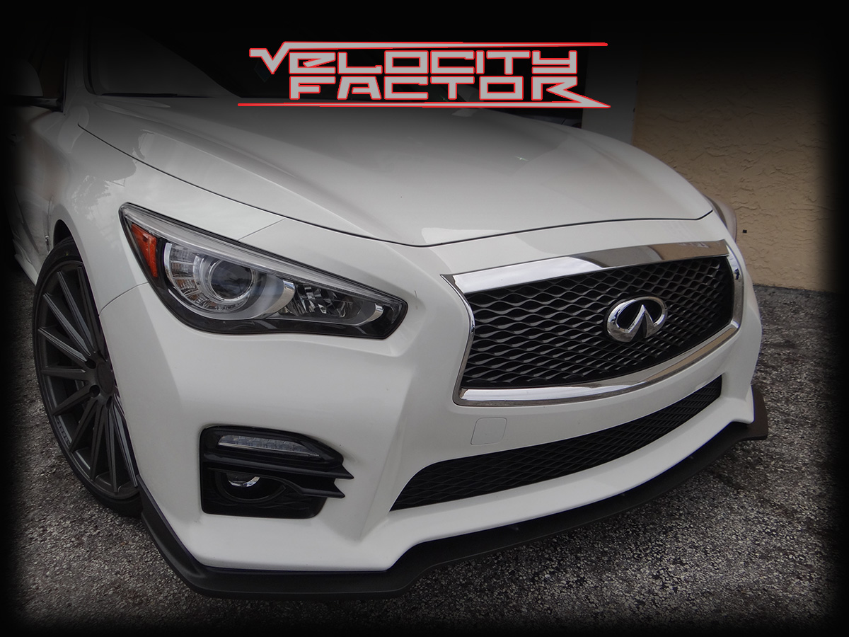 2015 Infinity Q50 Visual And Performance Makeover Vfr