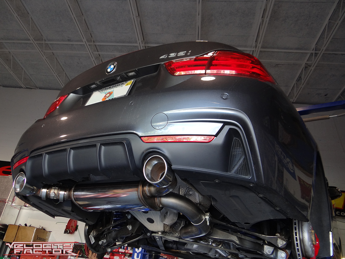 Bmw 435 exhuast springs 12 vfr auto blog for 11 435