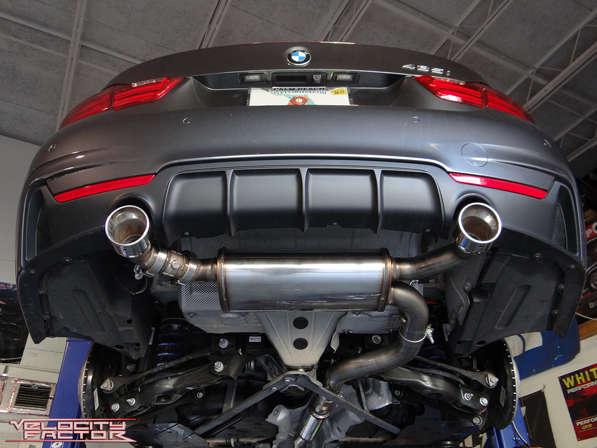 Bmw 435 exhuast springs 13 vfr auto blog for 11 435