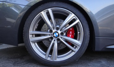 2016 BMW 435i Gets H&R Springs and Magnaflow Exhaust
