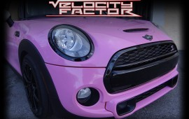 MINI Cooper 'S' gets a sporty transformation!