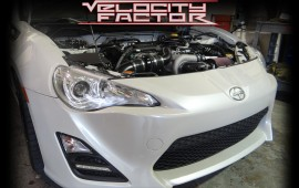Supercharged FR-S! Jackson Racing Supercharger Install