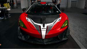 Weistec Red 570S Sema front image