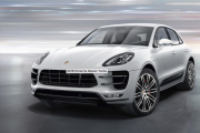 White Macan Turbo